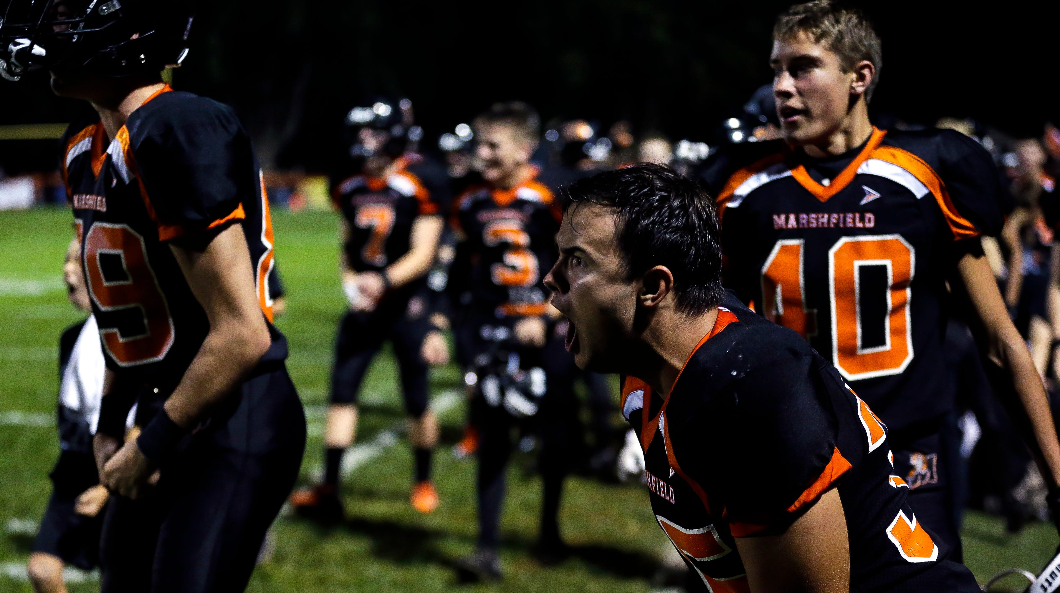 Off to its best start since 2012, Marshfield continues to find ways to win
