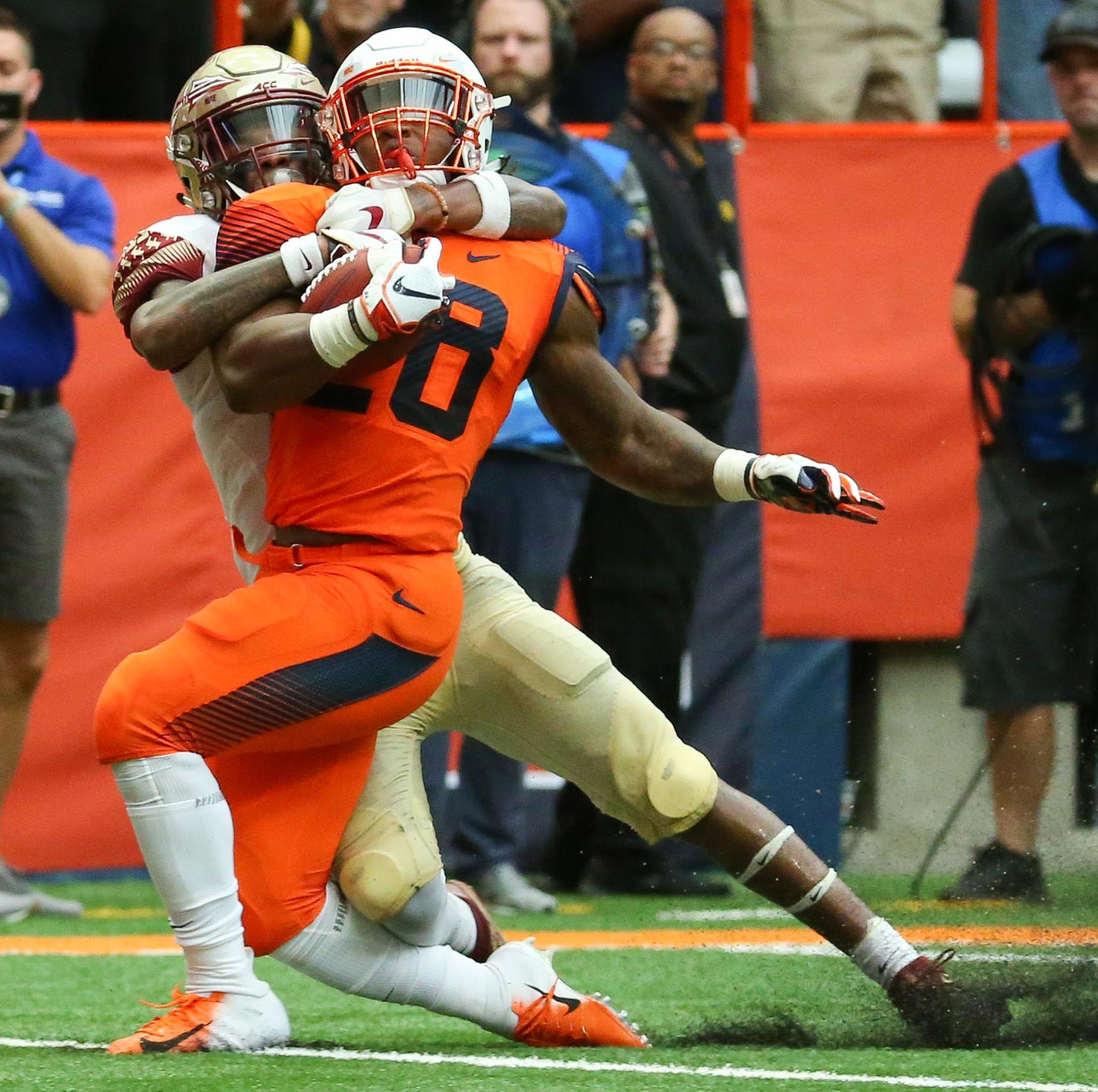 Florida State looking to cut down on turnovers, penalties and play smart football