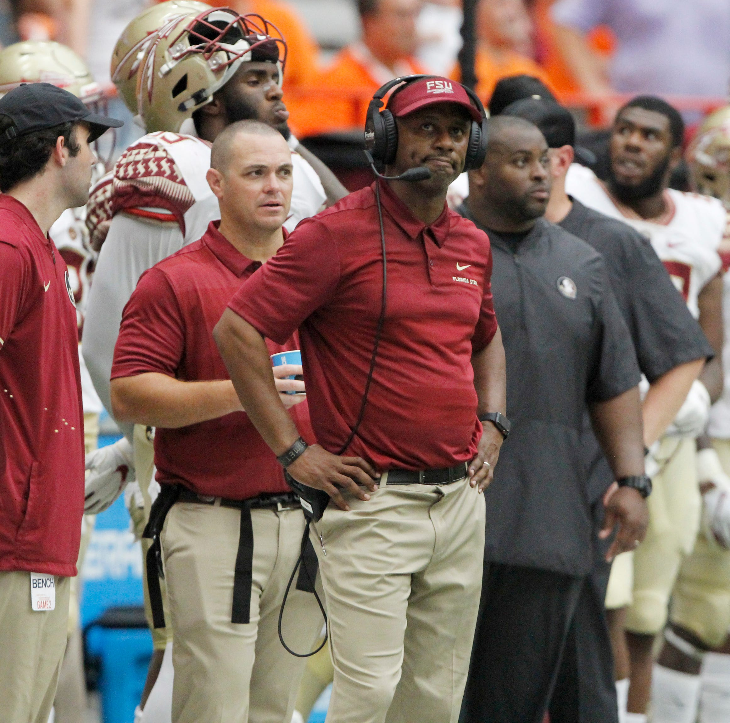 Jimbo Fisher may be part of the FSU problem, but Willie Taggart must be the solution