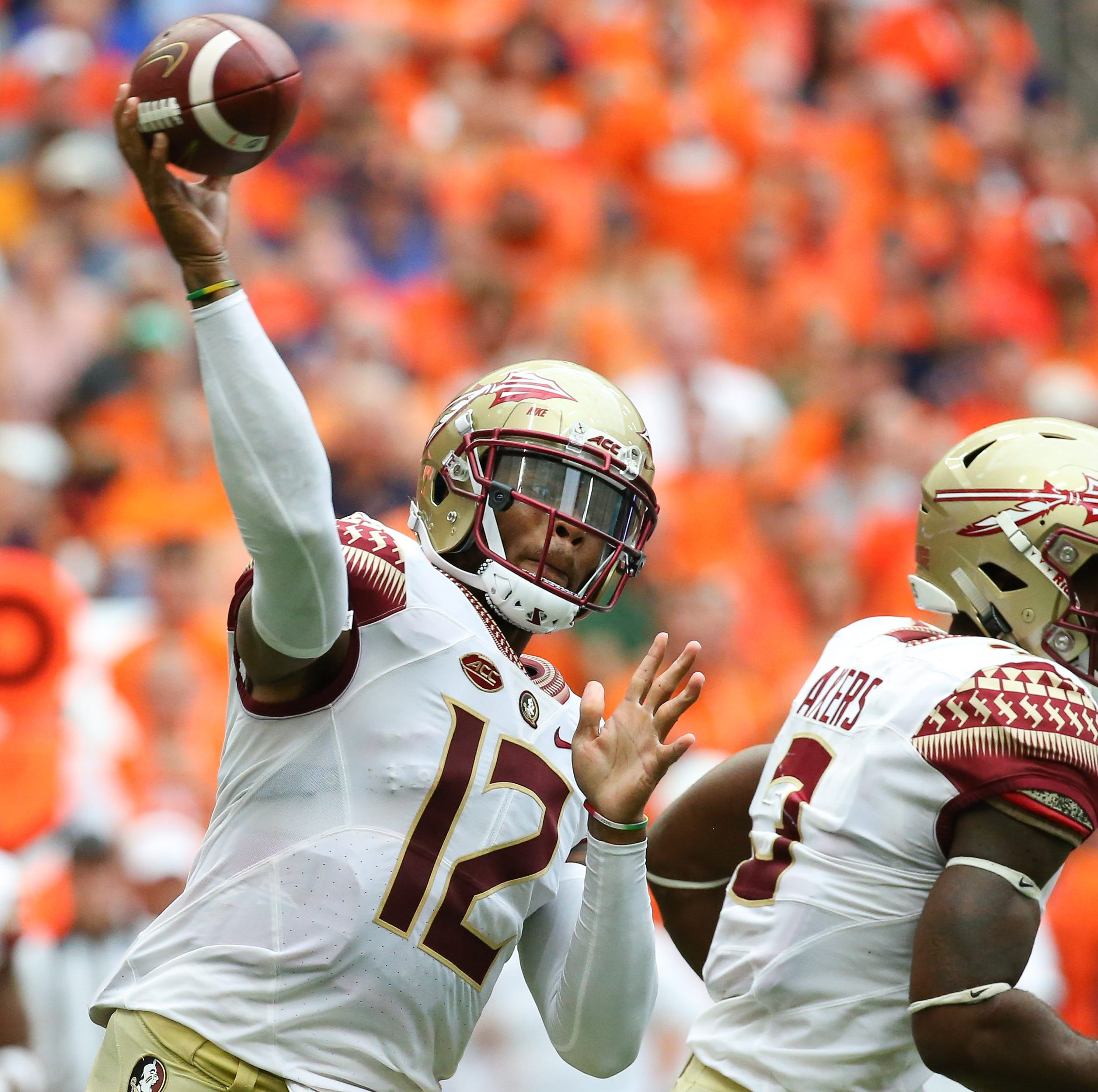 Florida State holds players-only meeting after 1-2 start