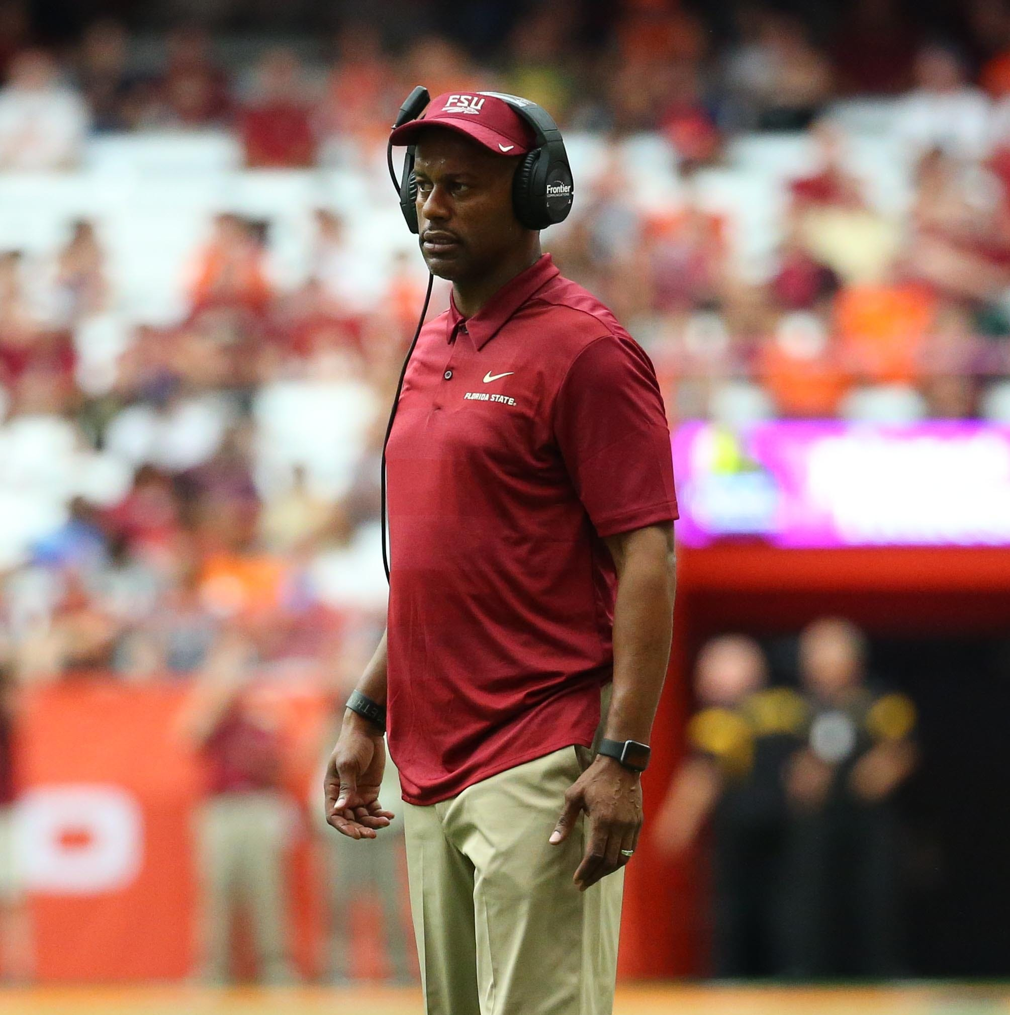 Positive thinking, plan worked at previous stops for Florida State's Willie Taggart