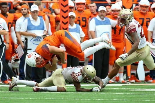 Ncaa Football Florida State At Syracuse