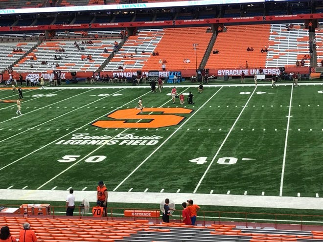 Florida State takes on Syracuse inside the Carrier Dome Saturday afternoon