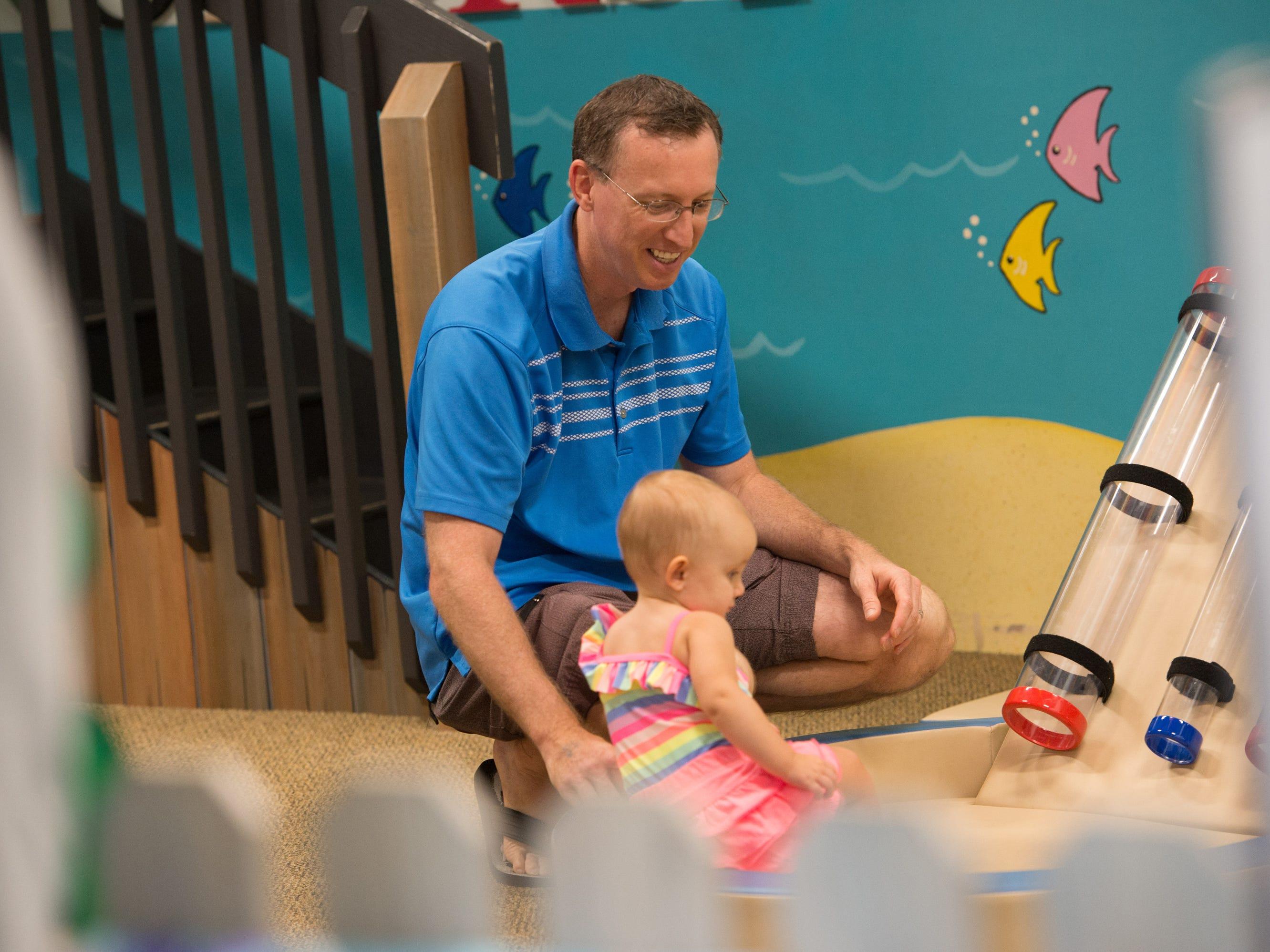 The Autumn Adventure event at The Children's Museum of the Treasure Coast on Saturday, Sept. 15, 2018 in Jensen Beach.