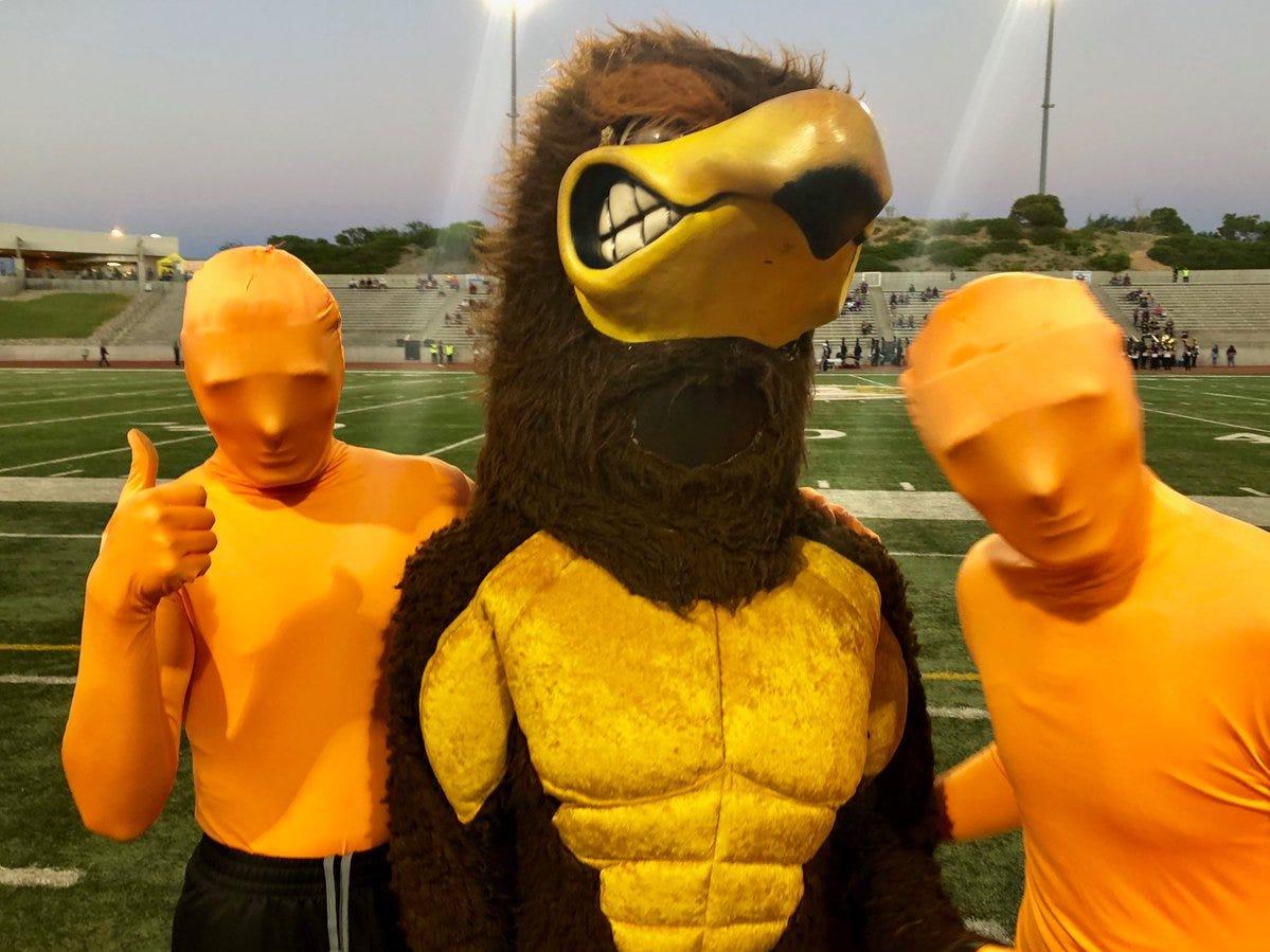 Protectors of the Falcon at the SAC