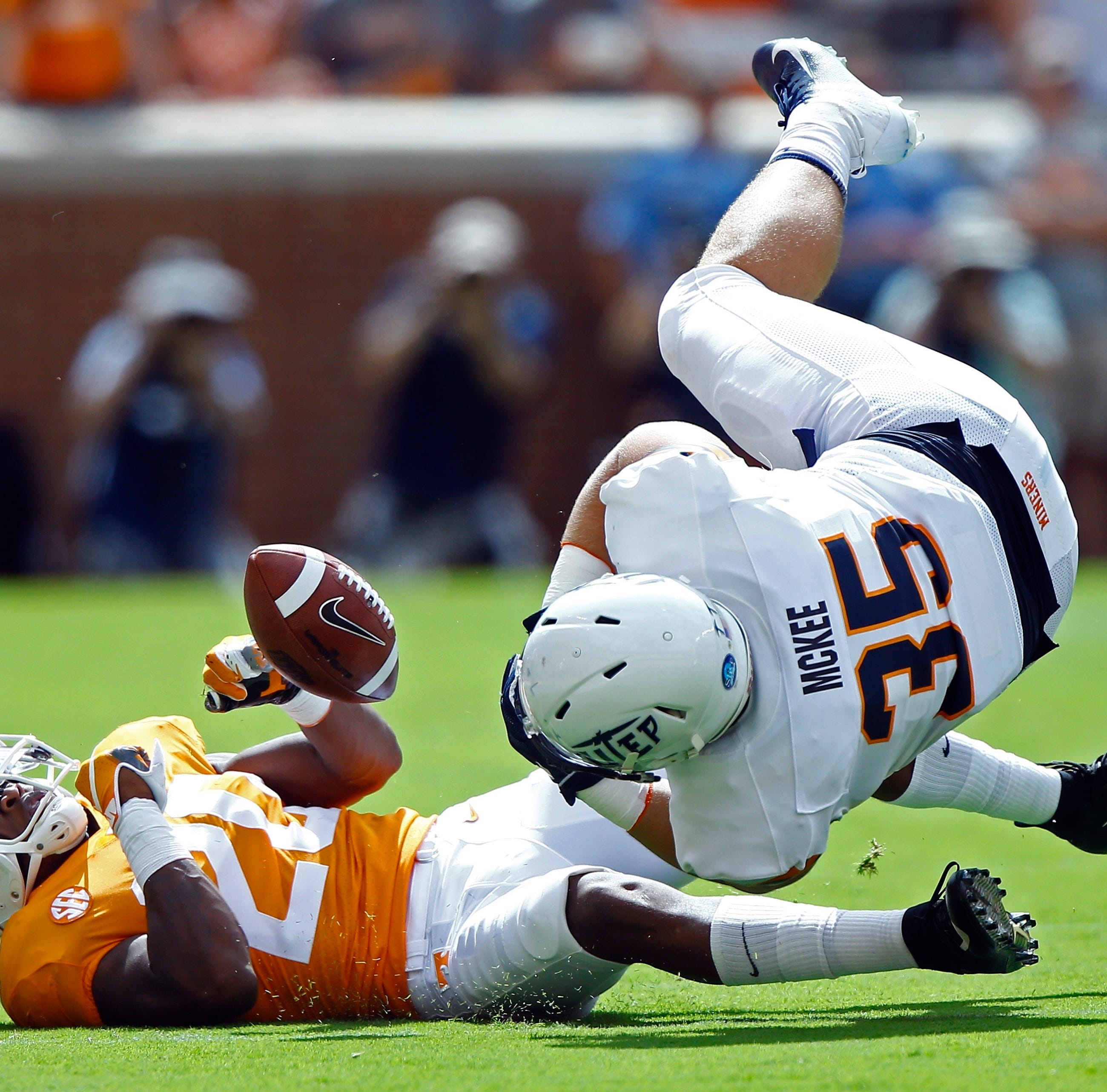 Notes: UTEP's outstanding kicking game continues; Nik Needham sets record