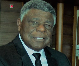 Retired Lieutenant John E. Douglas