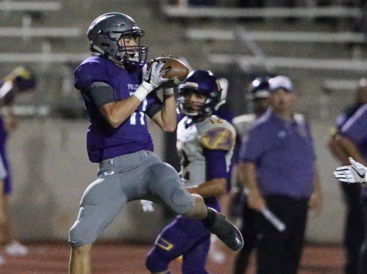 An Eastlake interception in the final minute wraps up a 22-19 victory over Burges on Friday night at the Socorro Student Activities Complex.