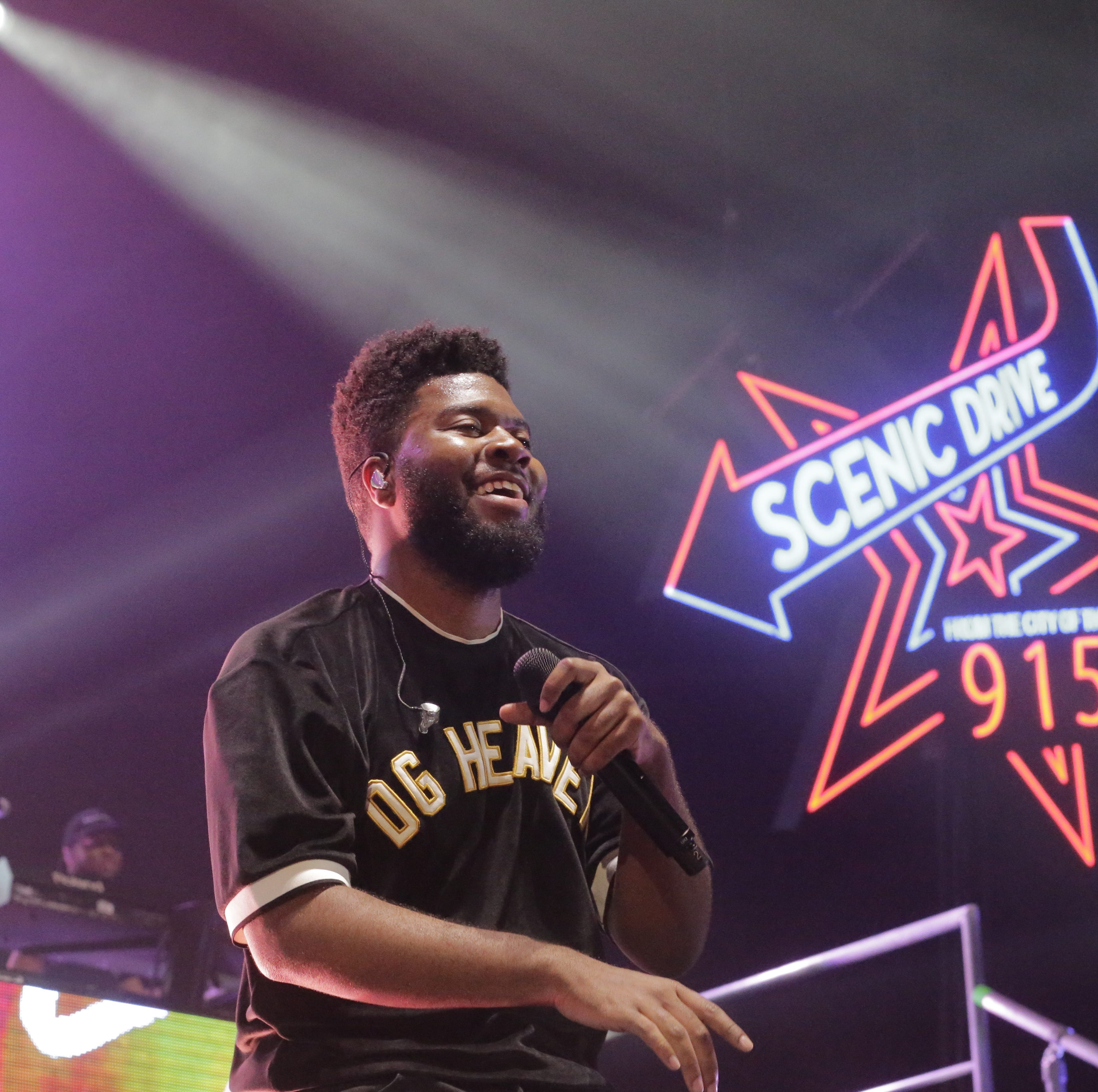 Khalid in El Paso concert: 11 top moments from Friday's hometown show back in 915