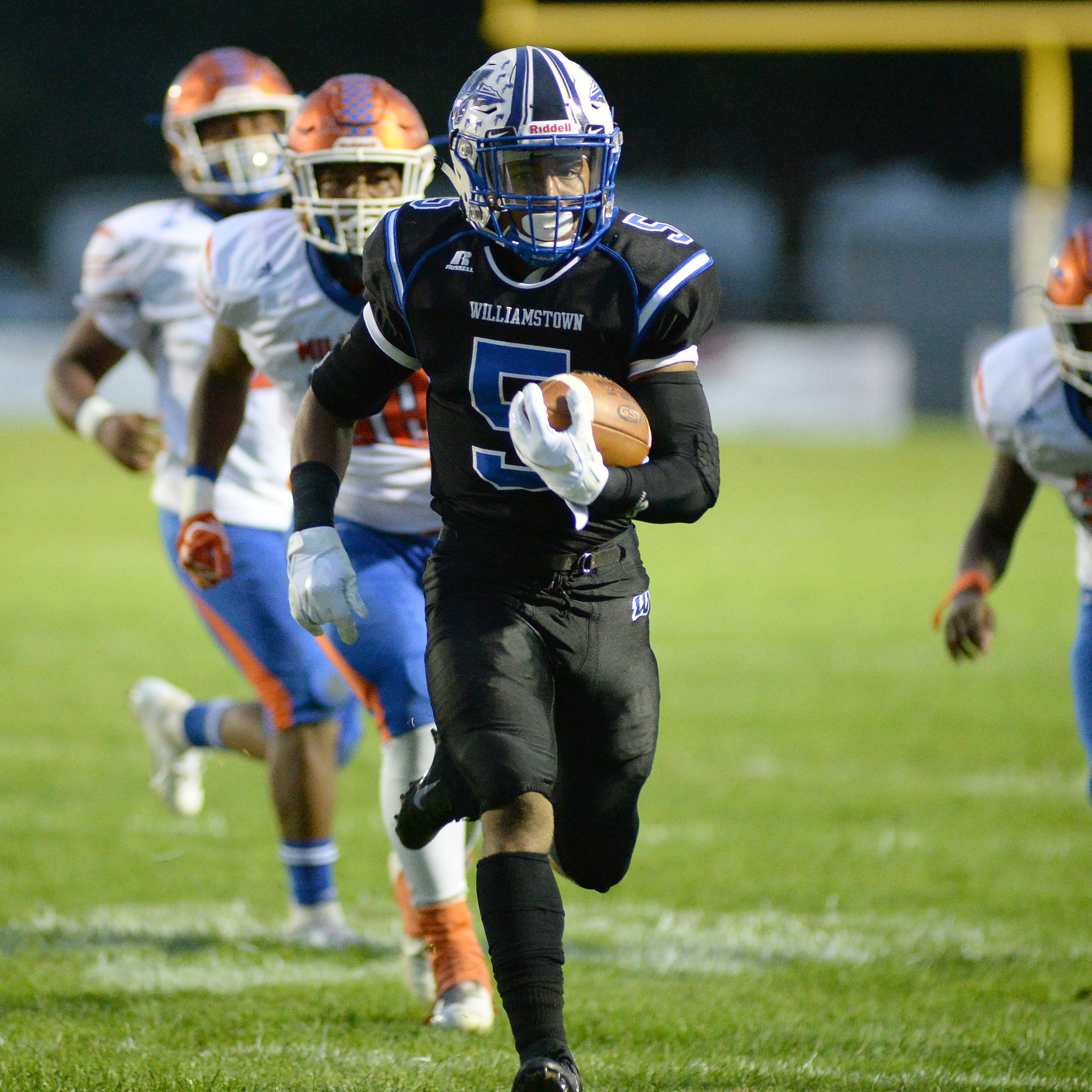 H.S. Football: Millville's offense struggles again in loss to Williamstown