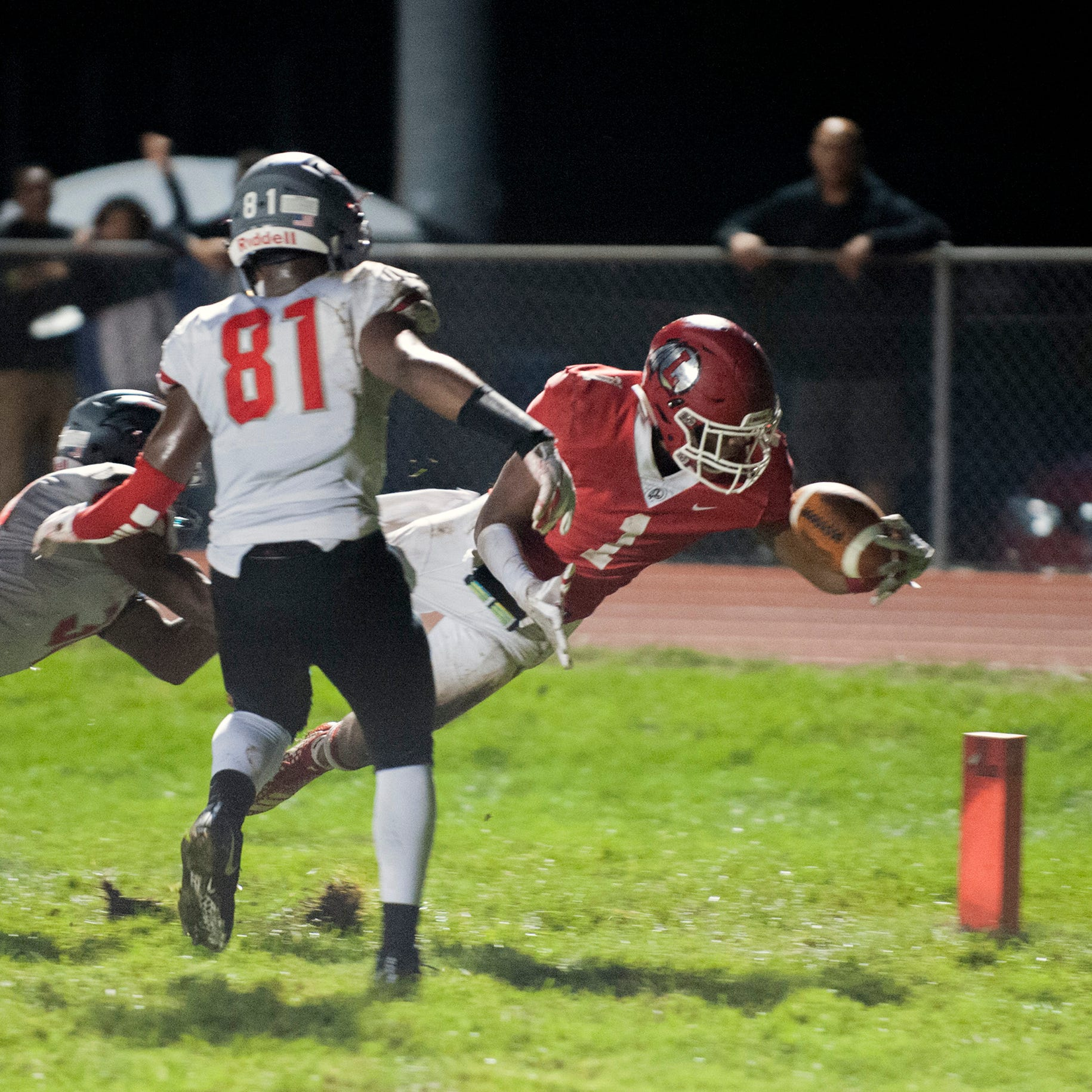 H.S. football: Vineland displayed different look in return trip to Lenape