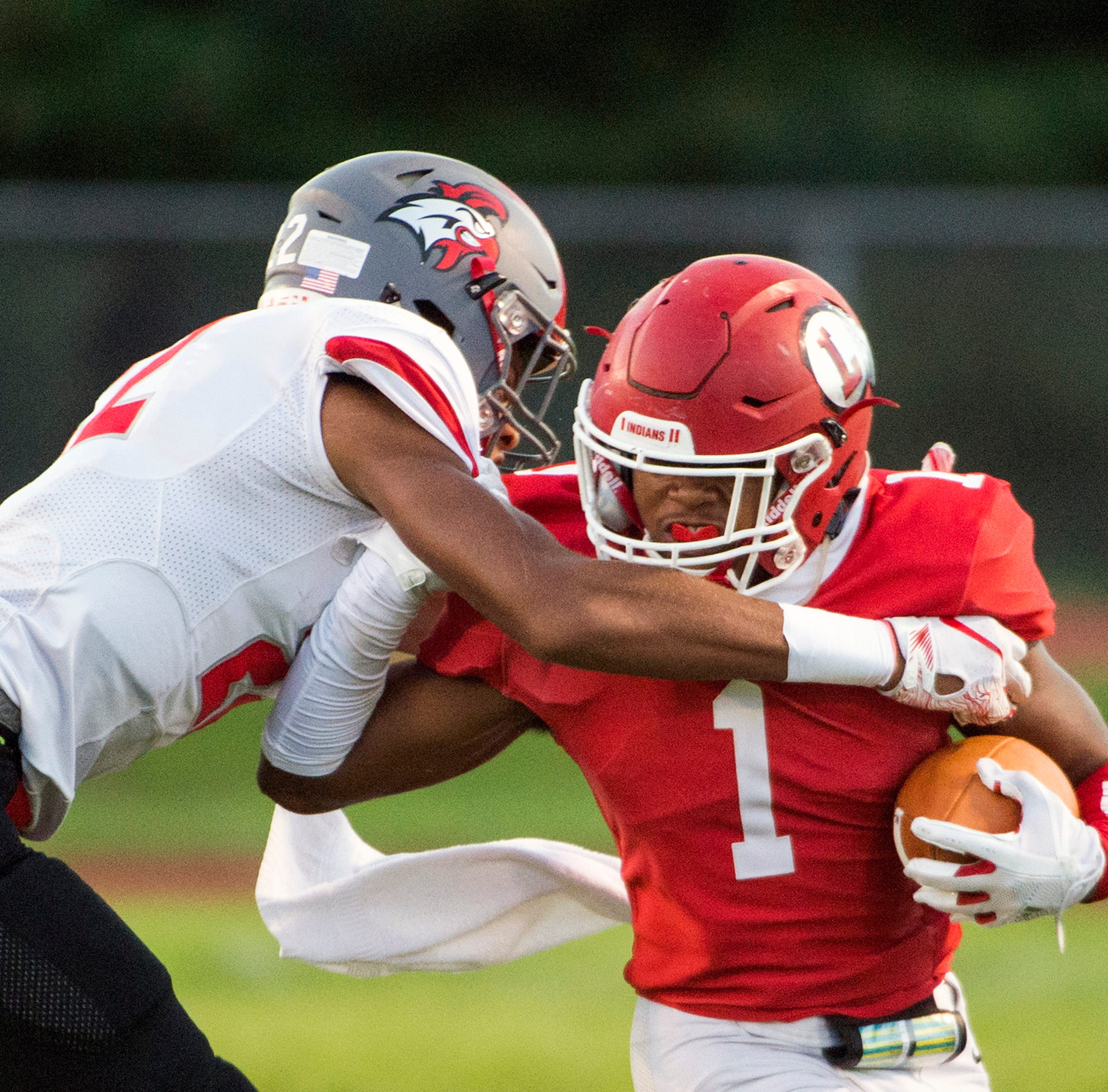 H.S. football: Vineland's valiant comeback falls short against Lenape