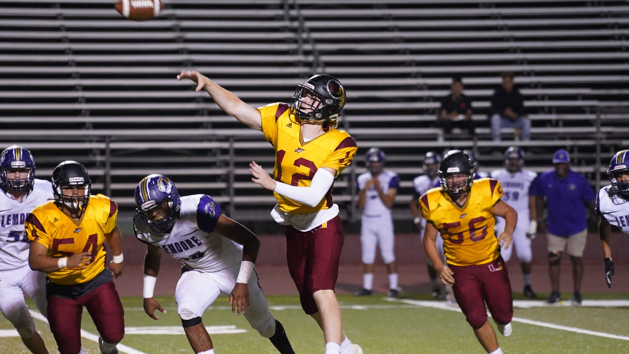 Live coverage: Week 6 Tulare County High School football