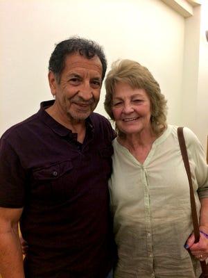 Don and Faye Landavazo, grandparents of Lauren Landavazo