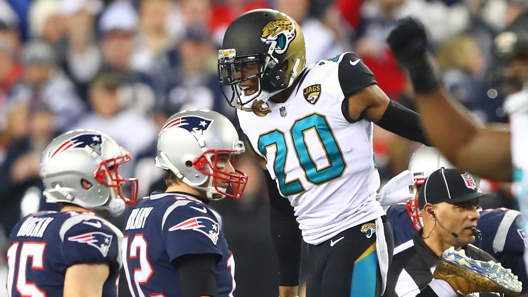 The Best Matchups of NFL Week 2: Can Jaguars Finally Conquer Tom Brady, Patriots?