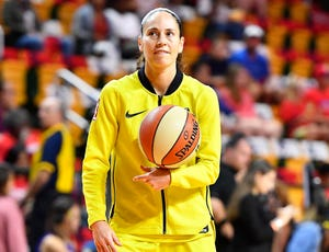 Longtime Storm guard Sue Bird said the team has no plans to visit the White House.