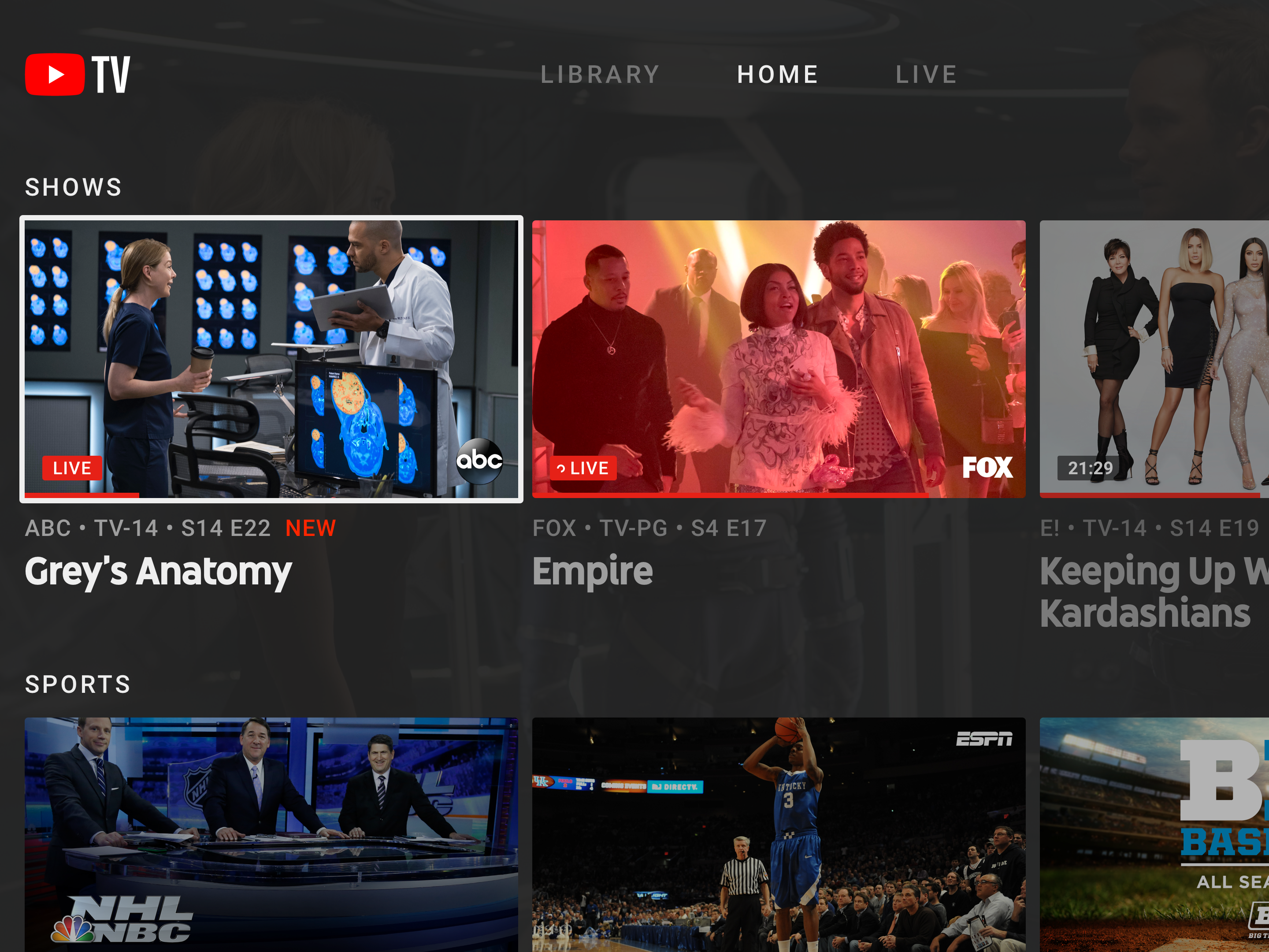 YouTube TV offers subscribers free week of service as an apology for the recent outage