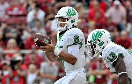 Usp Ncaa Football North Texas At Arkansas S Fbc Ark Ntx Usa Ar