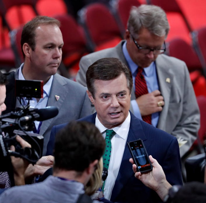 Paul Manafort is ready to spill Donald Trump's secrets to Robert Mueller