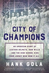 The cover of City of Champions, a book by Hank Gola about the 1939 Garfield High School team that won a national championship in the Orange Bowl in Miami