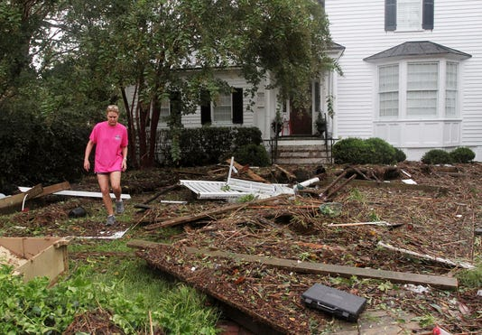 Hurricane Florence Aftermath New Bern Nc