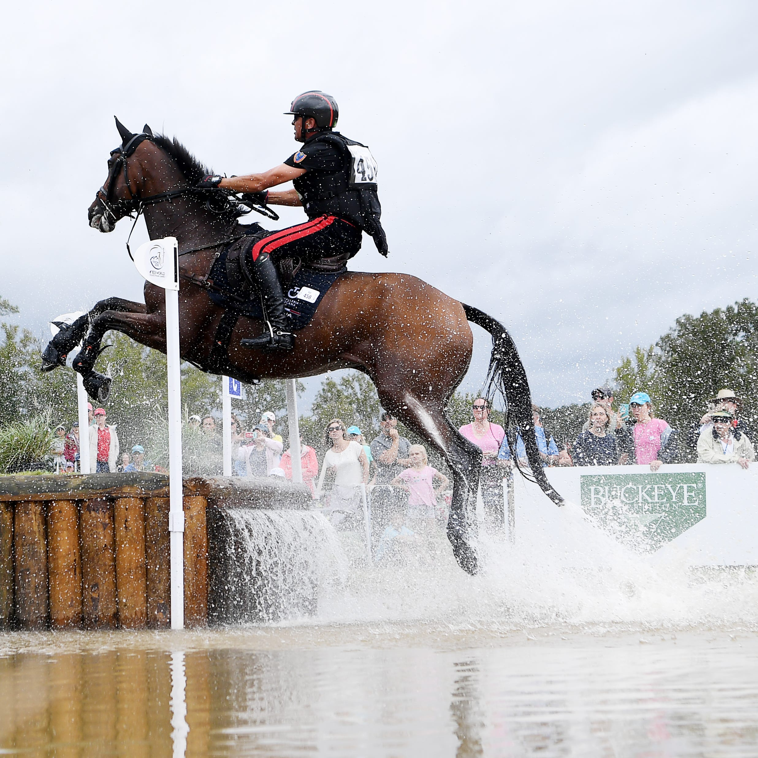 Florence causes World Equestrian Games parking, event changes