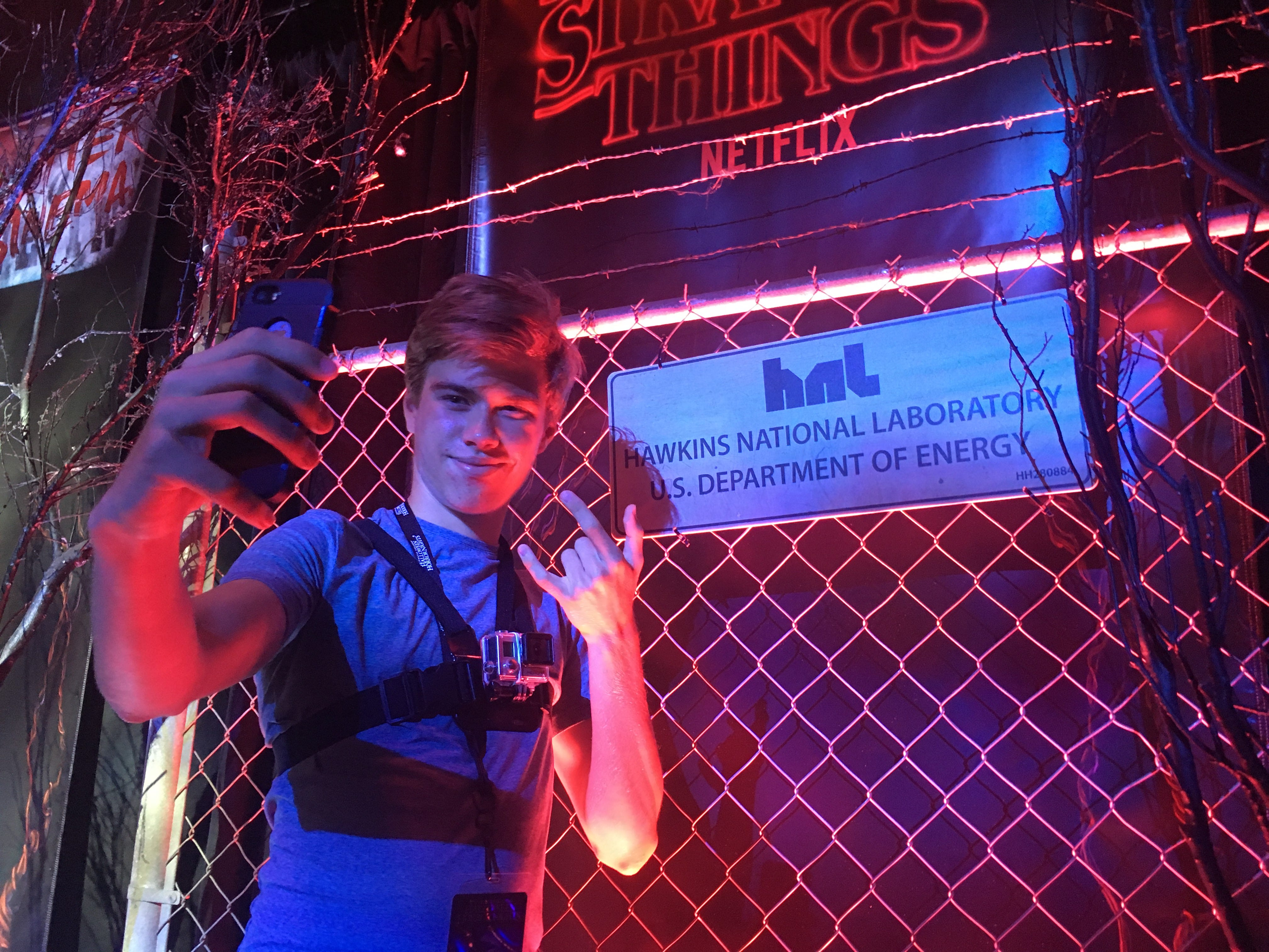 9e91a40a1f644 Halloween Horror Nights 2018 at Universal Orlando   Stranger Things  and   Killer Klowns