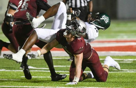 College Football Delta State At Florida Tech