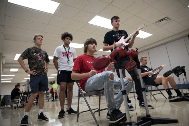 Trey Miller and his friends play Rock Band 4 on Xbox One during the 2018 Tristan Miller Music Fest, where all proceeds will go to a musical scholarship started in Tristan's name. With Tristan's passing, the Miller family want to spread his love of music to the world and try and help others who may have thoughts of suicide.