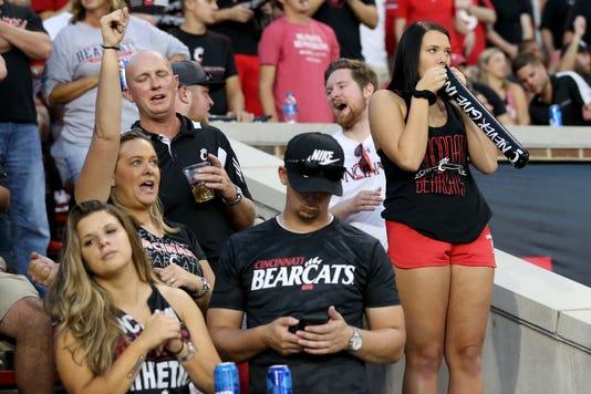 Cincinnati Bearcats Vs Alabama A M Sept 15