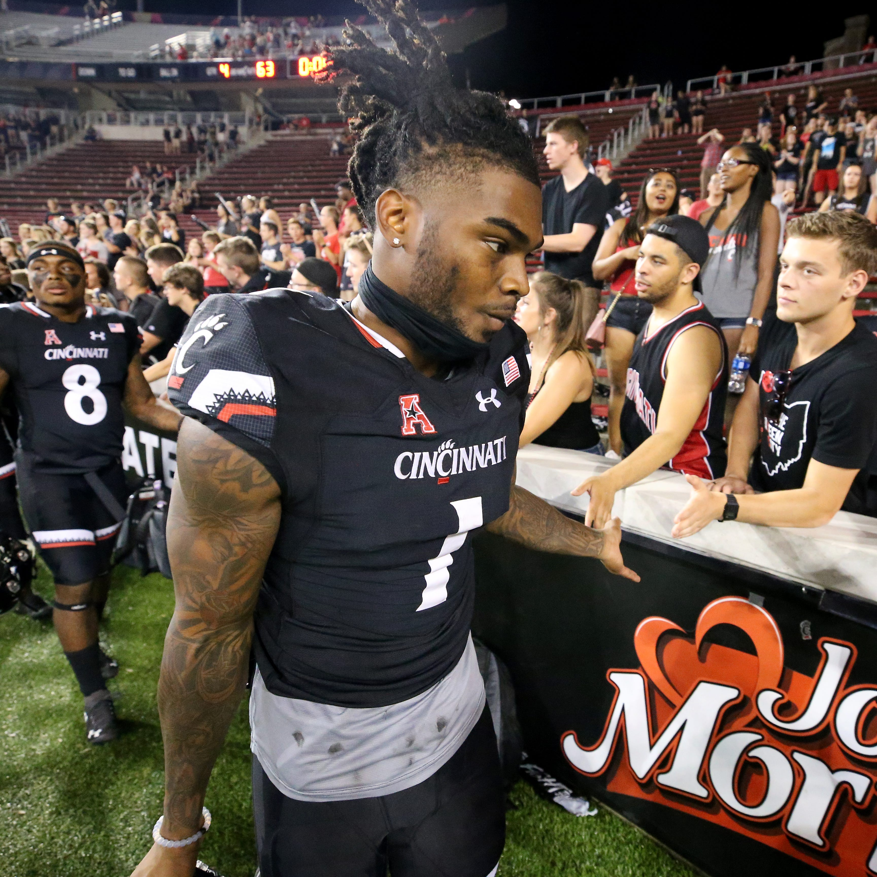 Where do University of Cincinnati Bearcats stand in latest AAC football power rankings?