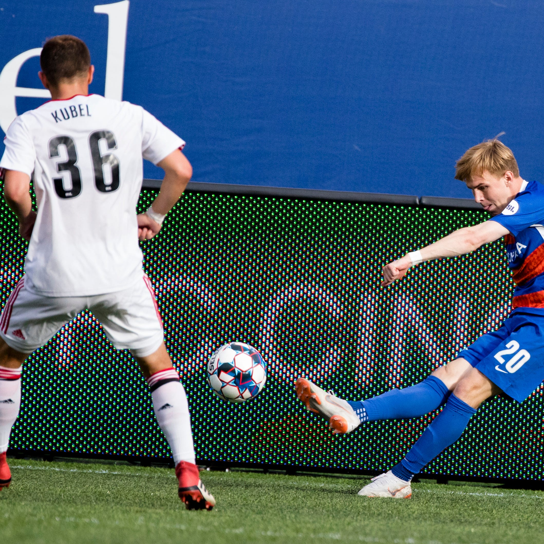 Kings of the east: FC Cincinnati takes USL Eastern Conference bragging rights with 2-1 win at Penn FC