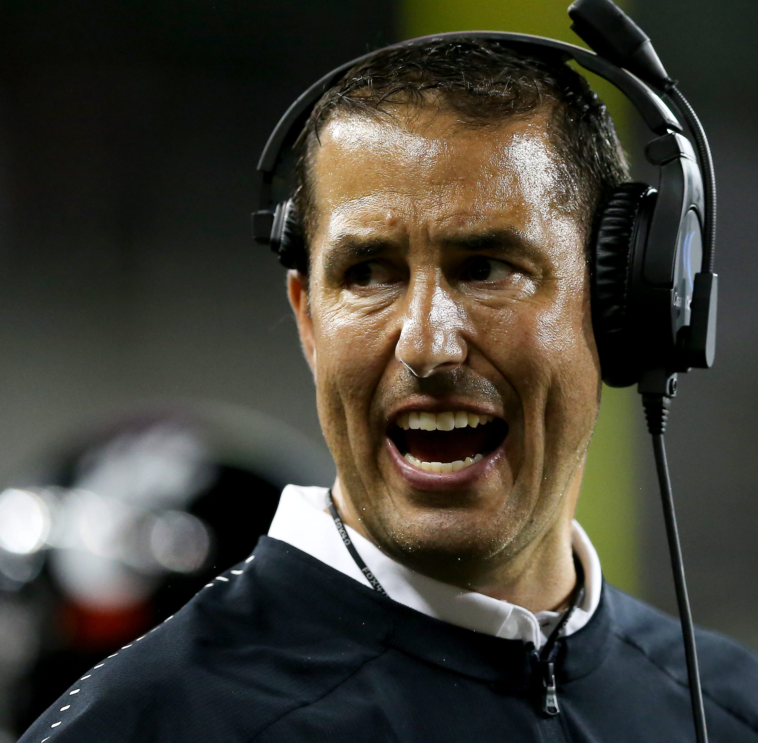 UC's Fickell expects tough catfight when the Bearcats host Ohio Saturday