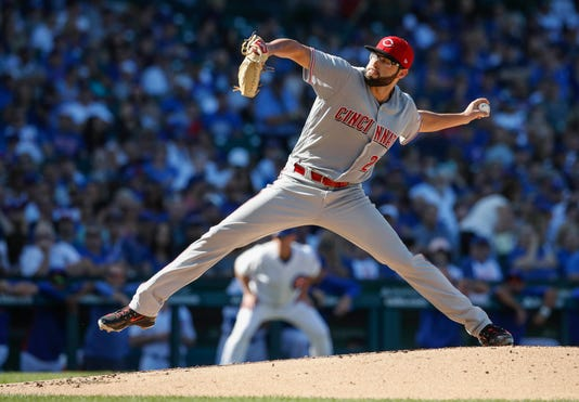 Mlb Cincinnati Reds At Chicago Cubs