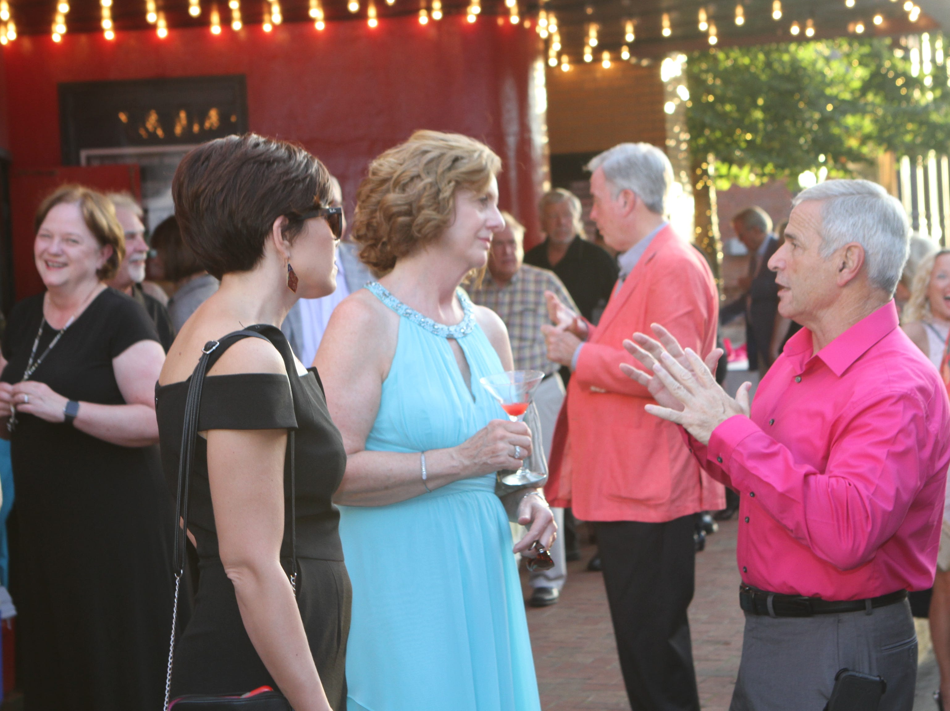The 36th Annual Roxy Gala drew a packed house for dinner, live and silent auctions, and a preview of Hairspray on Saturday, Sept. 15, 2018