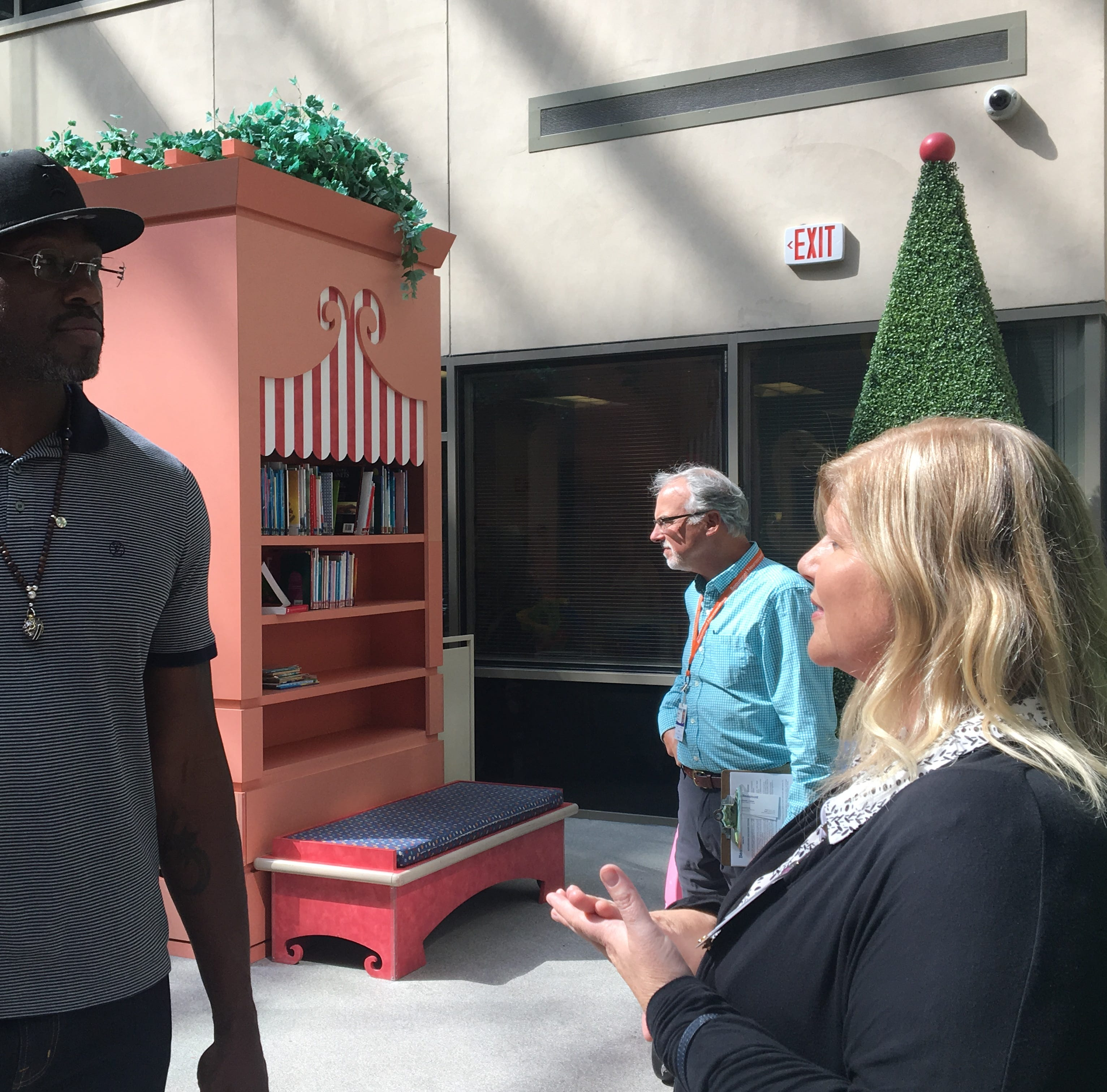 Detroit Pistons great Ben Wallace back in Detroit for G-League stake