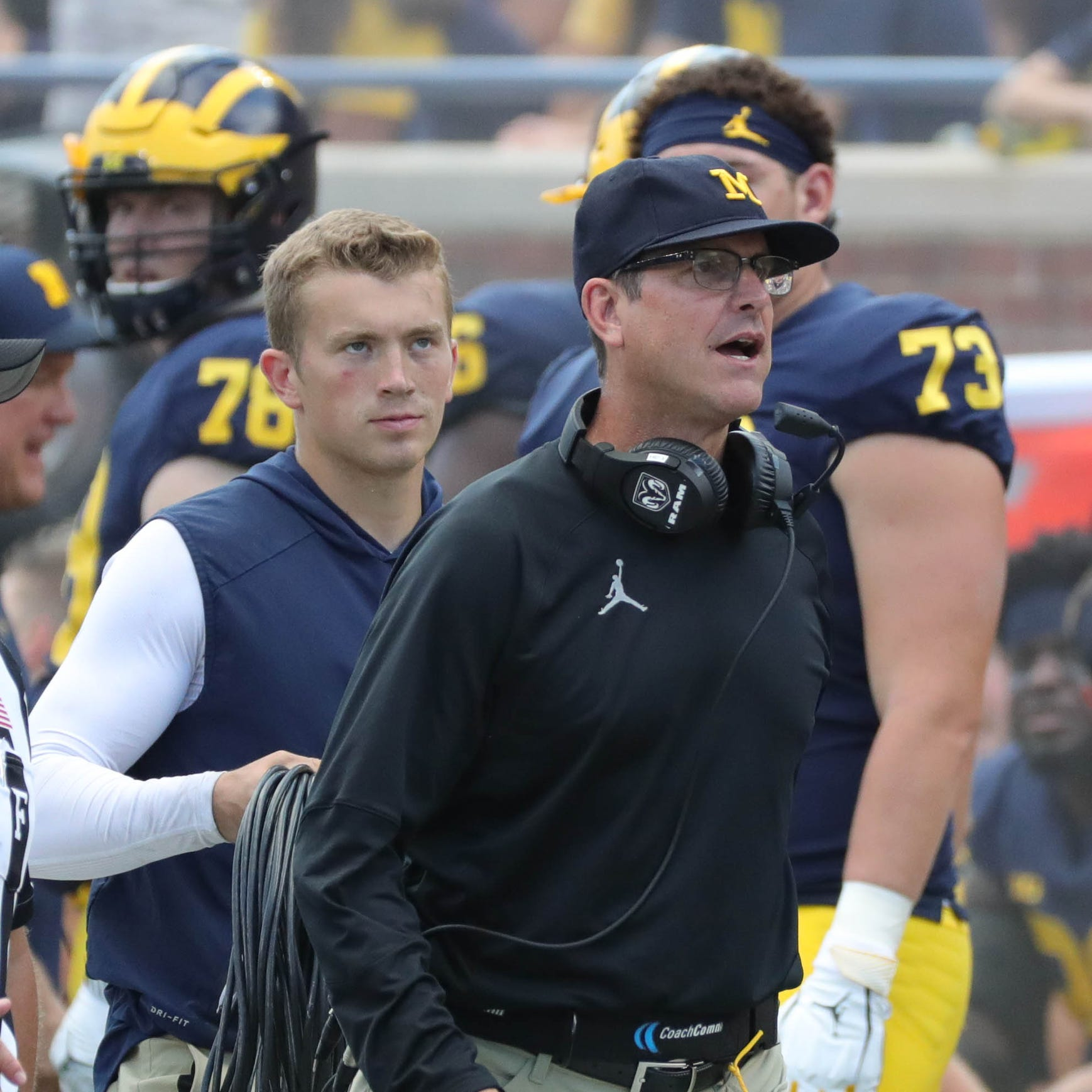 Jim Harbaugh can open up Michigan football's offense, but is it ready?