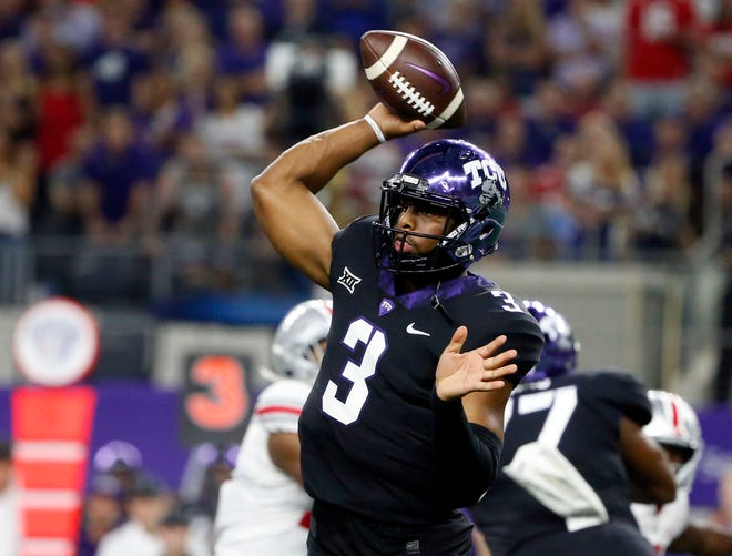22. TCU (2-1) | Last game: Lost to Ohio State, 40-28 | Previous ranking: 19