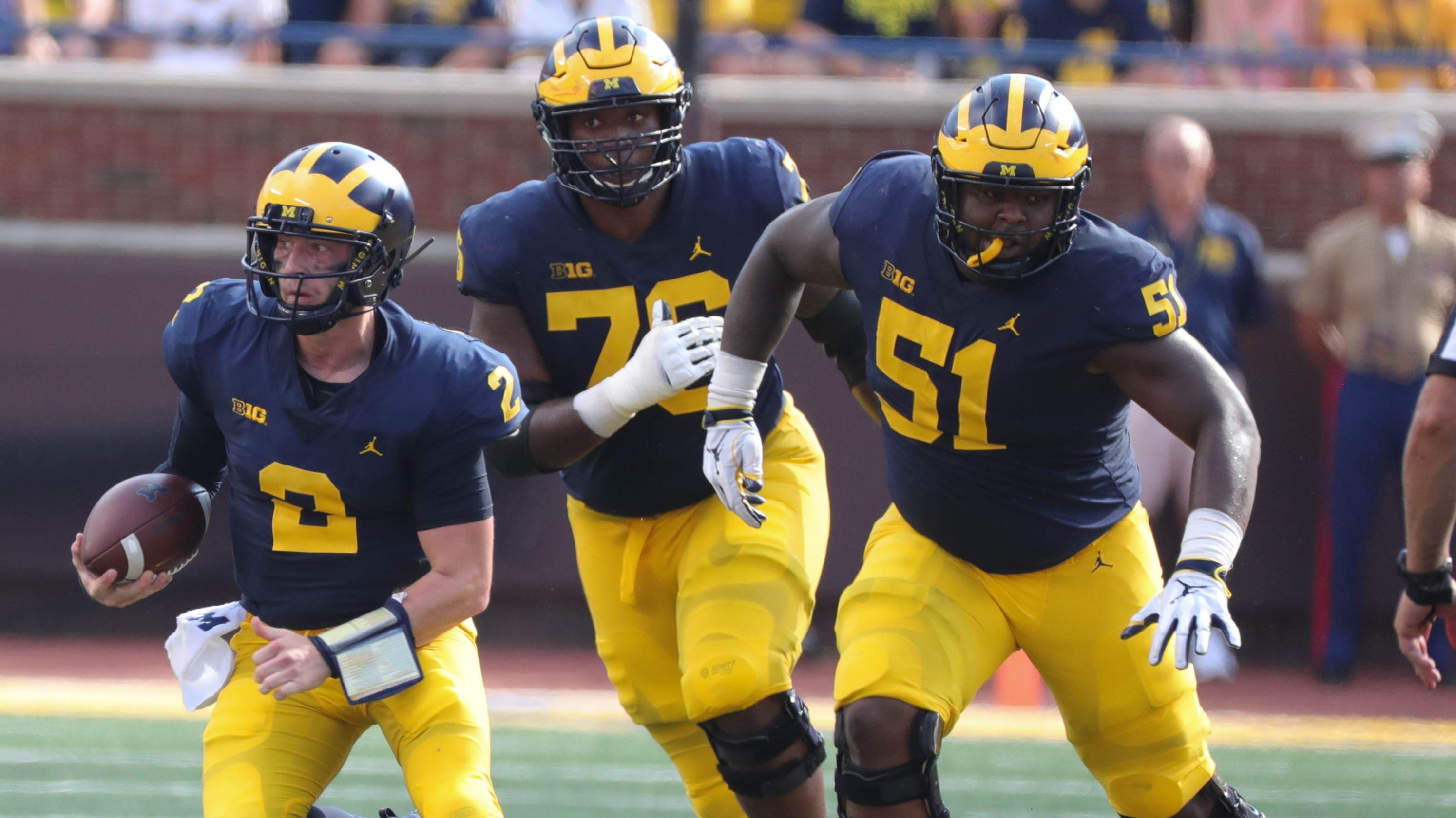 Michigan football: What we learned; what to watch vs. Nebraska