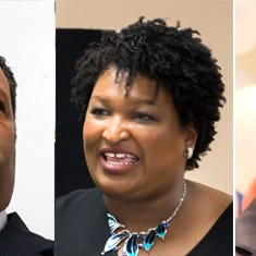 It's not a blue wave that's coming in the midterm elections — it's a black wave
