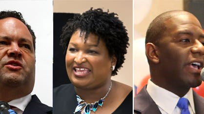 Political blue wave may be overtaken by black wave