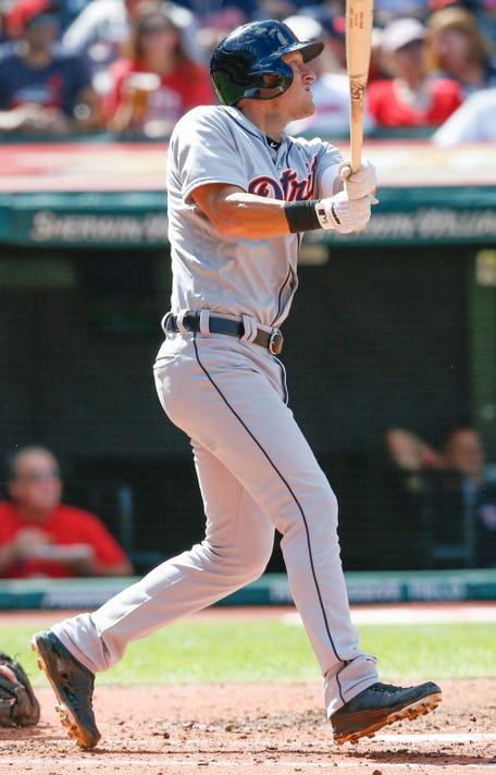 Ap Tigers Indians Baseball O7