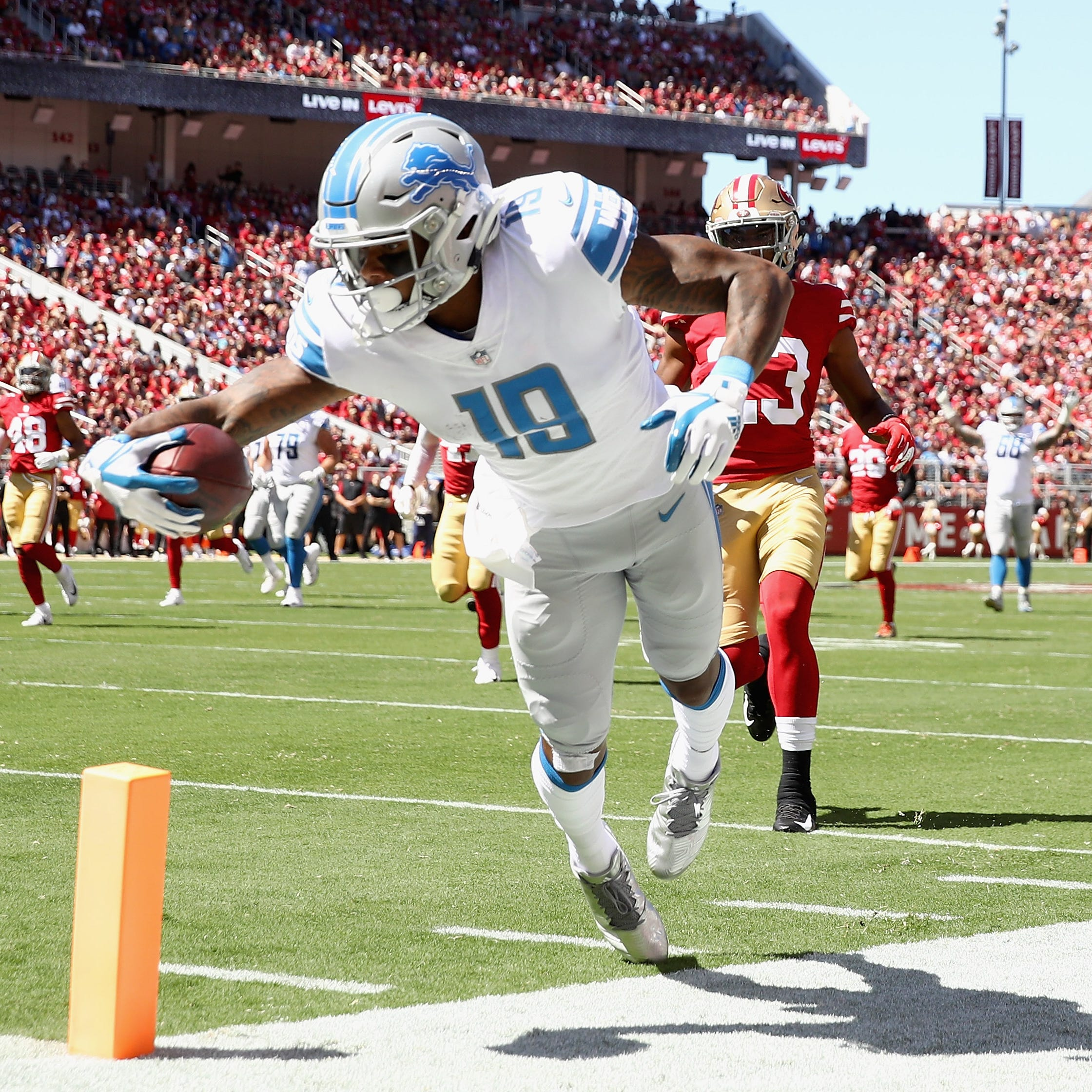 Detroit Lions film review: 5 observations vs. 49ers
