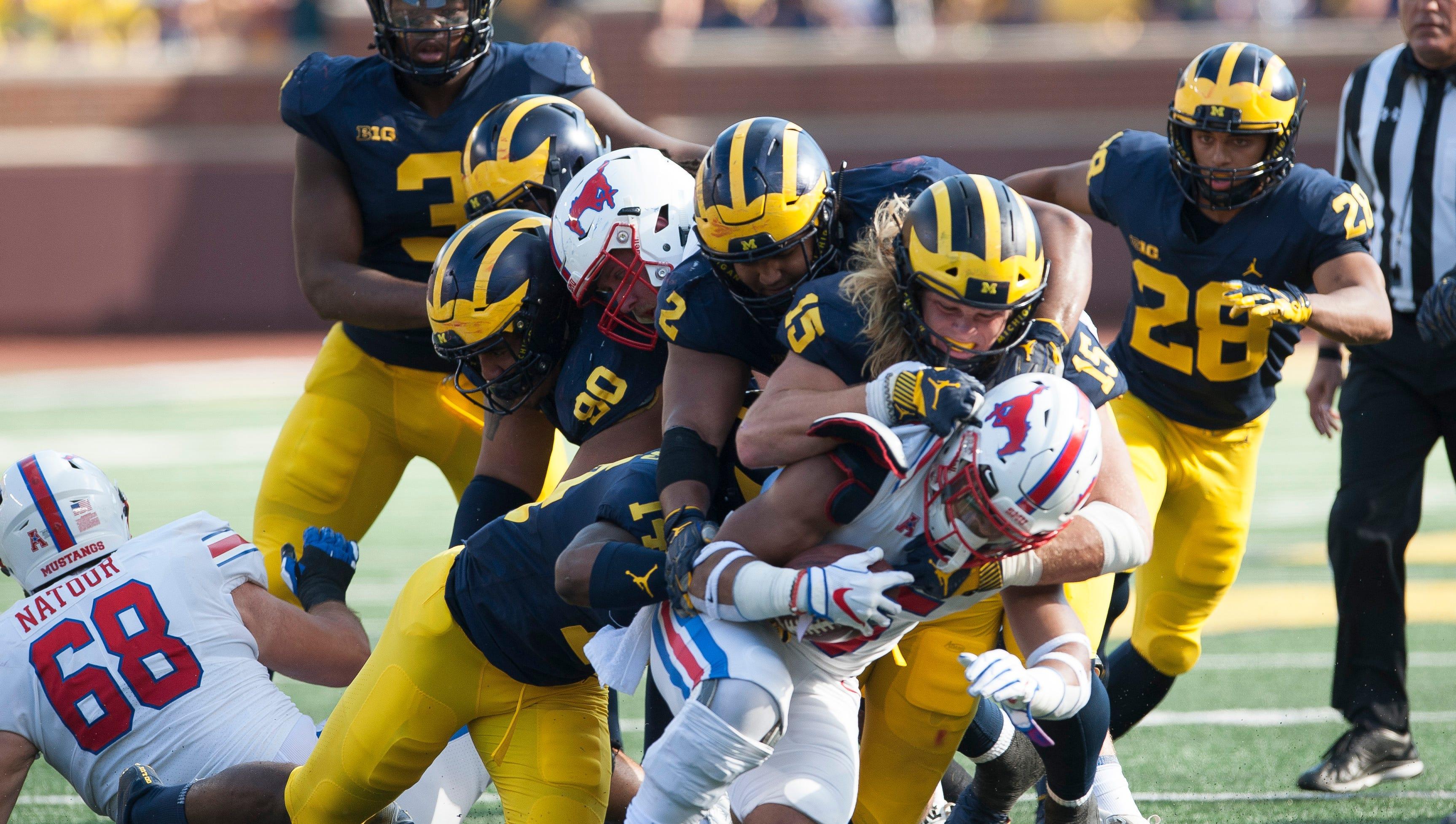 Wojo: Michigan will get its shot in a battered Big Ten