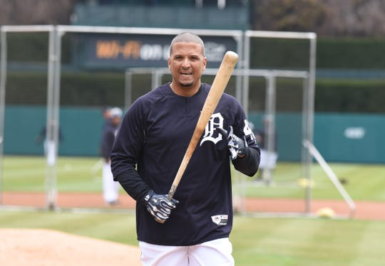 Victor Martinez never played in a World Series.