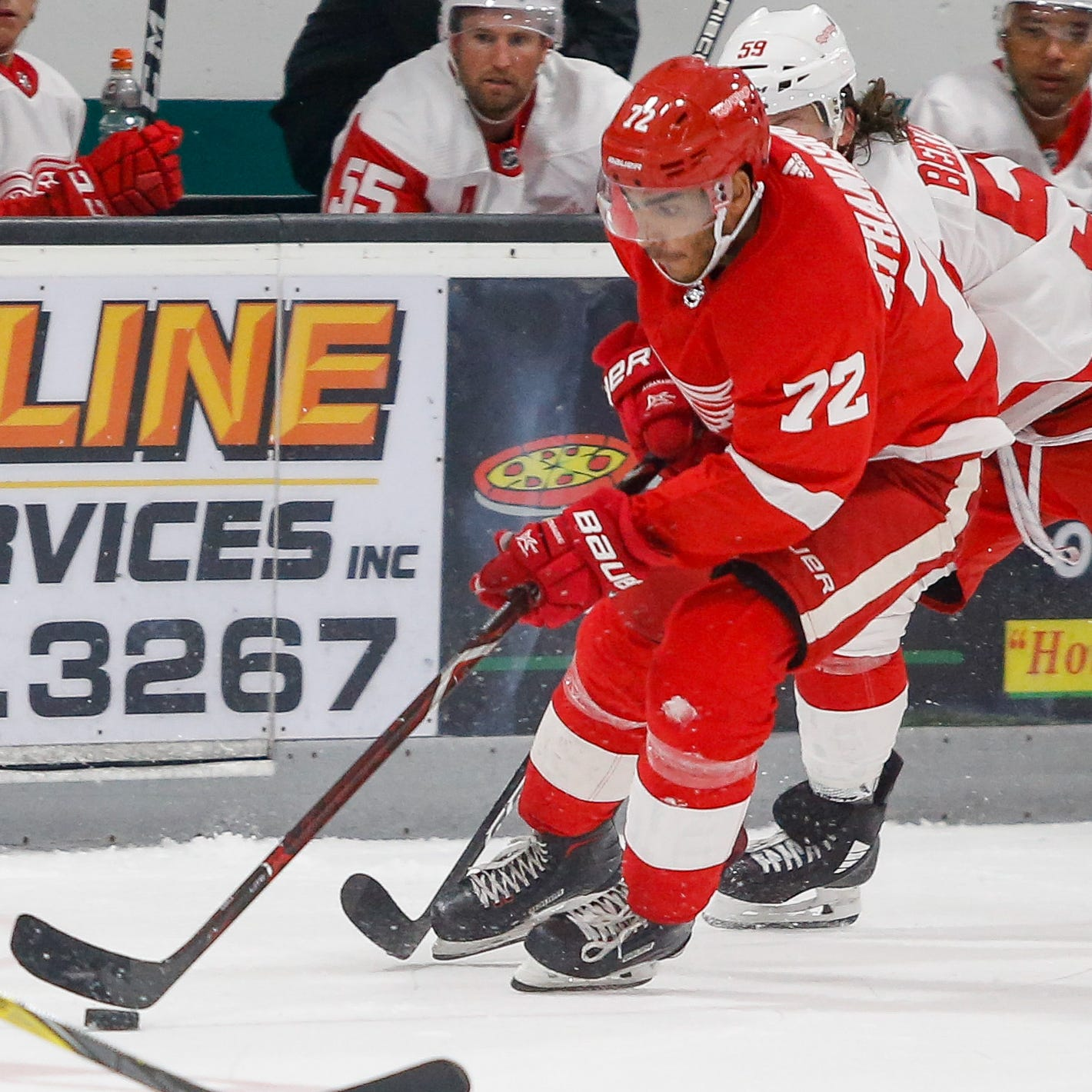 Krupa: A pivotal preseason begins for the Red Wings