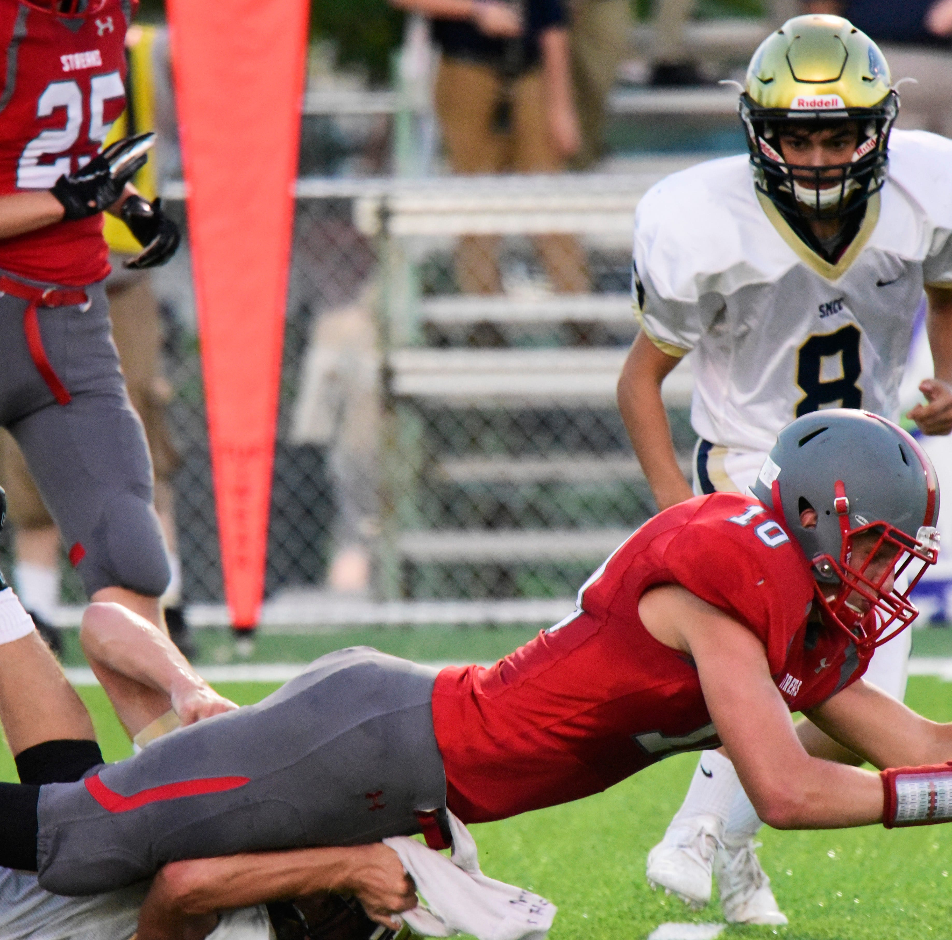 St. Joseph's offense stagnant in setback to SMCC