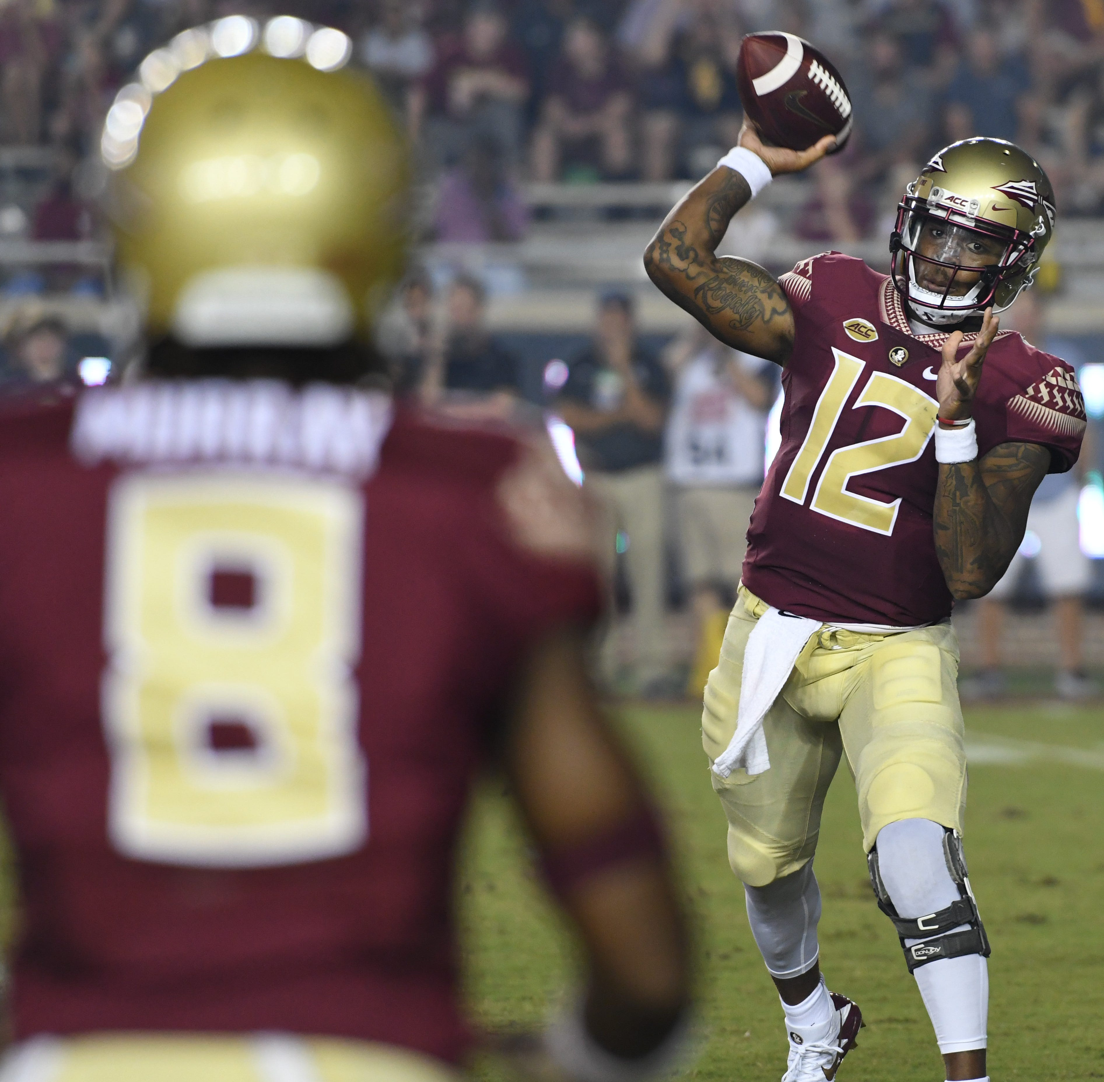 Florida State survives against Louisville on late touchdown