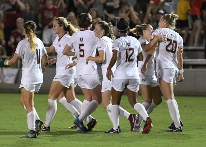 FSU women's soccer is riding a five game winning streak as they head into a game with one of the top teams in the country, USC.
