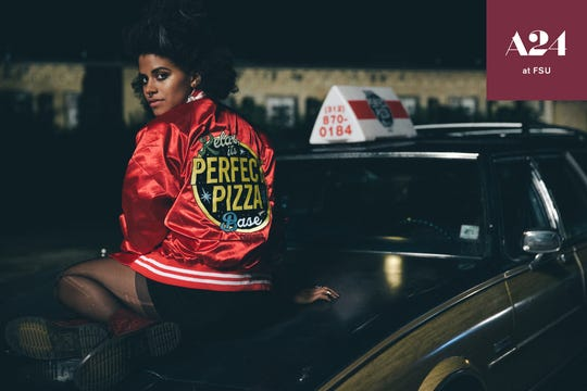 "Zazie Beetz in ""Slice"""